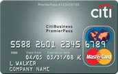 Citi PremierPass card
