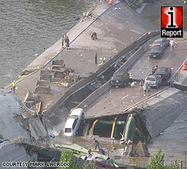 CNN bridge collapse
