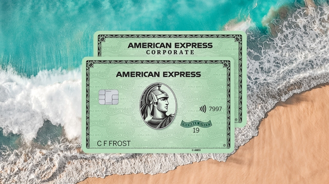 Amex-Green-Cards